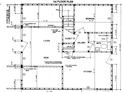 Free Cottage Floor Plans